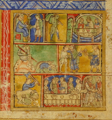 Eadwine_psalter_-_Morgan_leaf_M.521_(recto)_(cropped_Prodigal_Son).jpg